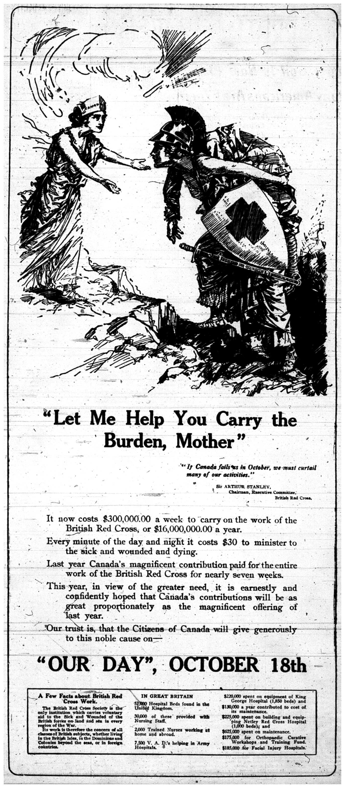 """""""Let me Help You Carry the Burden, Mother"""""""