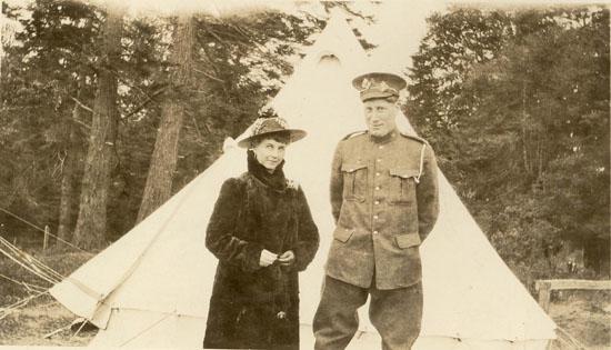 Thomas and Mileva Todd