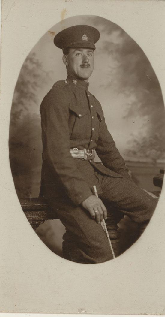 Percy Harland