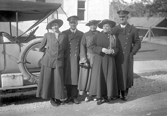 Women and Naval Officers