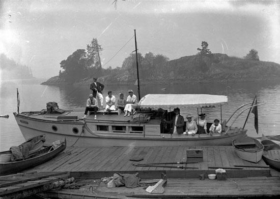 Jim Woods' Boat