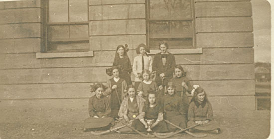 George Jay Girls Field Hockey Team