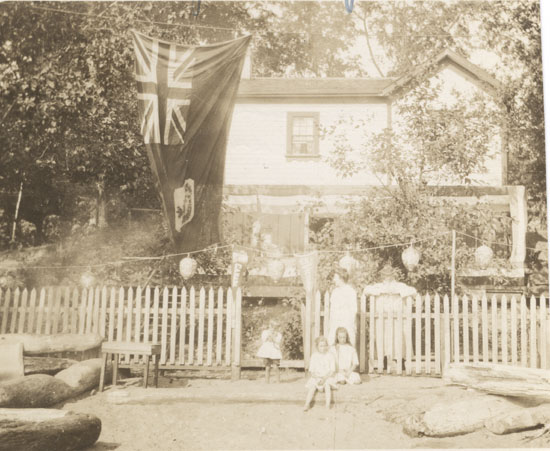 Frederick Norris Jr.'s Summer Cottage