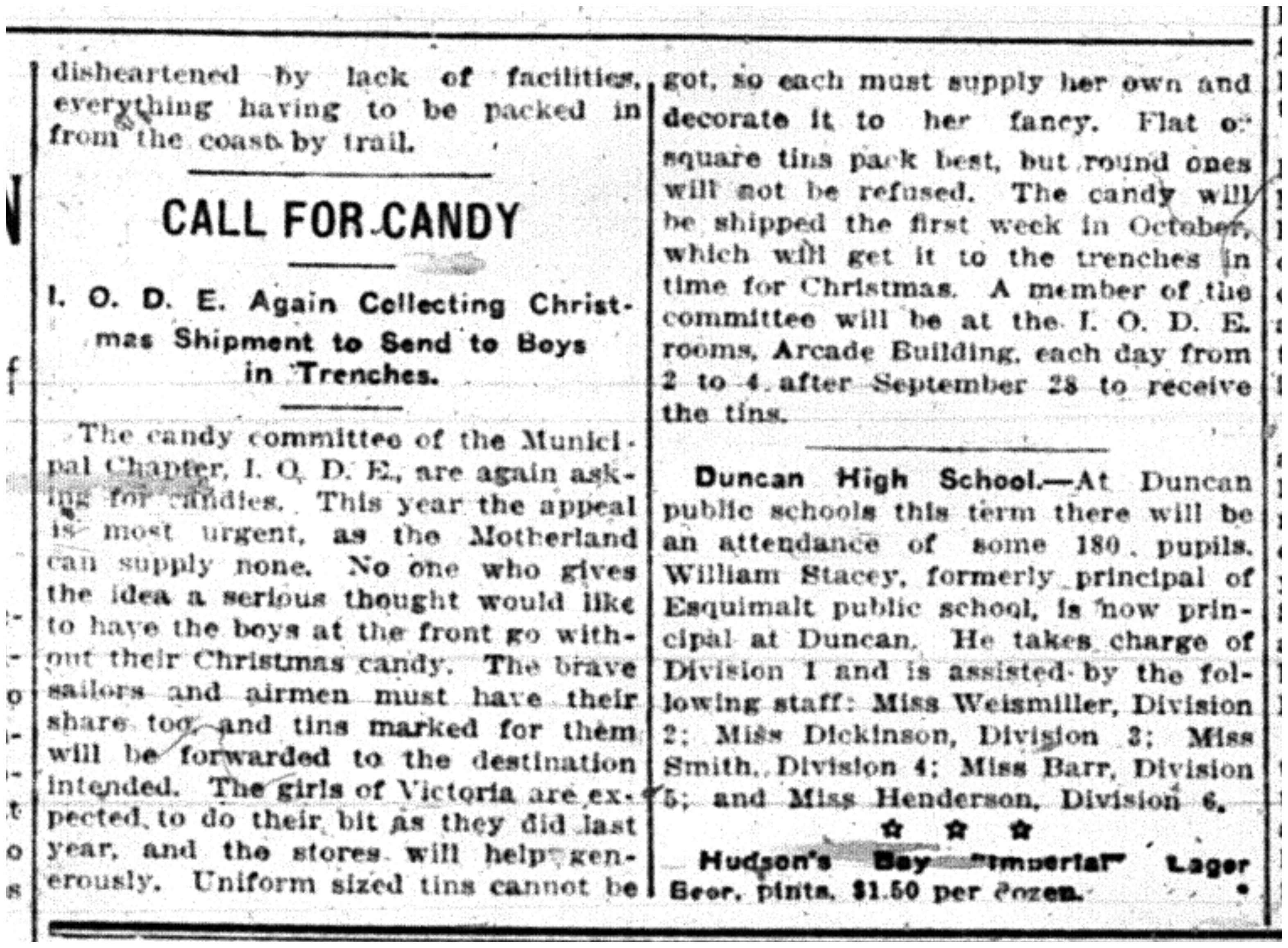"""Call For Candy"""
