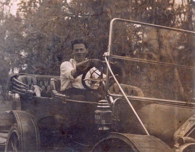 Roy Chandler, 1912