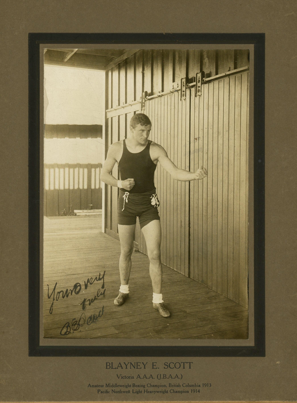 Blayney Scott Boxing