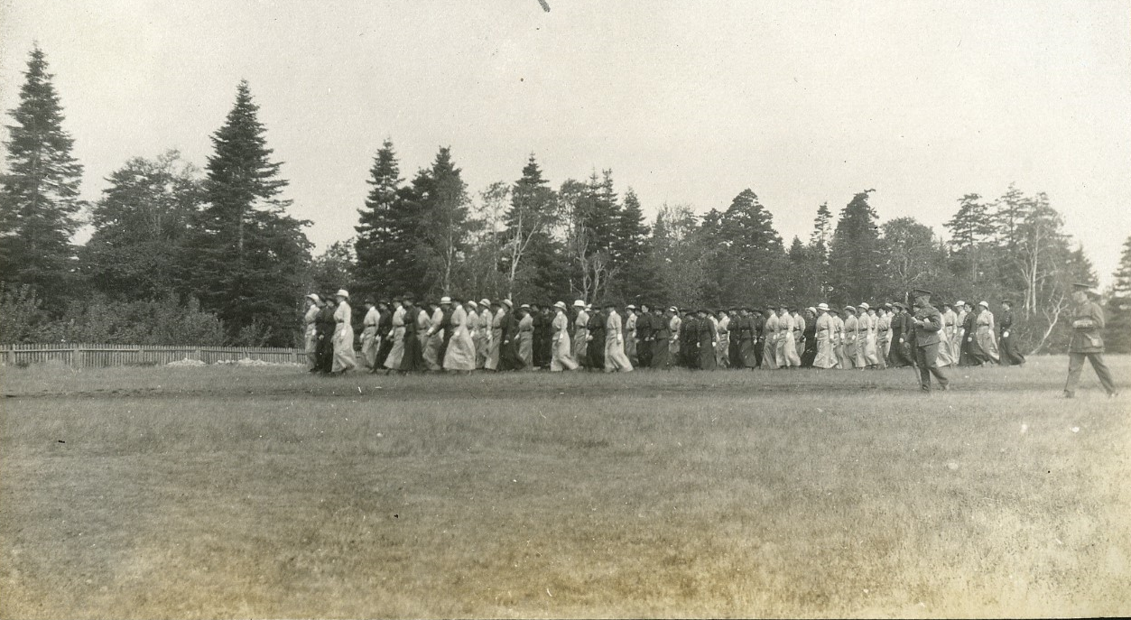 Nurses at Macaulay Point