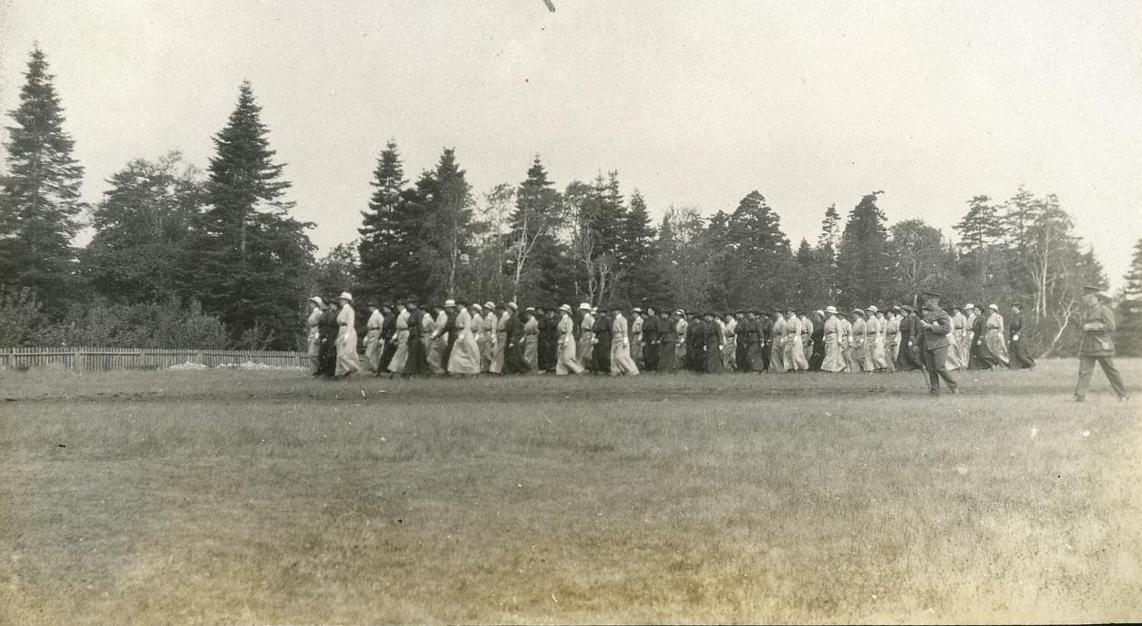 Nurses at Macaulay Point
