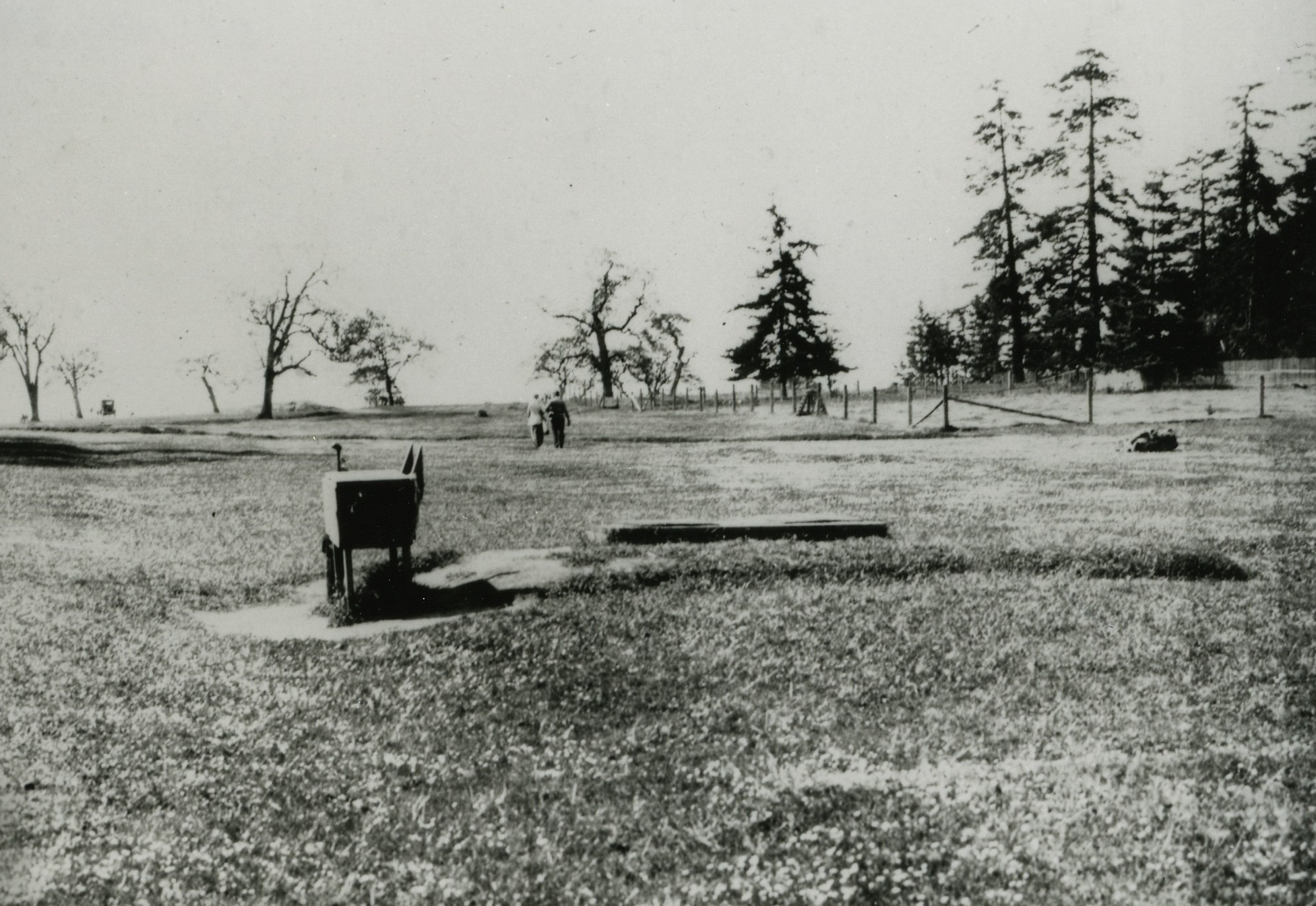 United Services Golf Course, Esquimalt