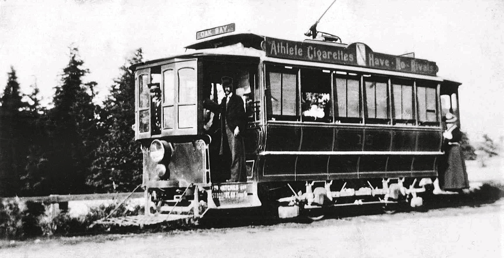 Oak Bay Street Car