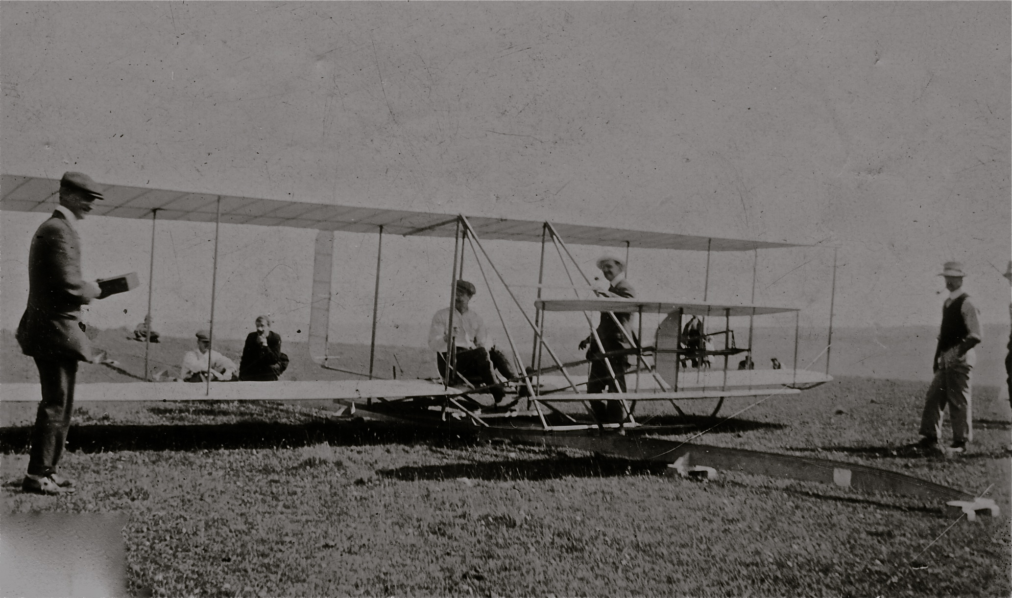Plane at the Willows