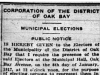 """Corporation of the District of Oak Bay"""