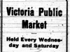 """Victoria Public Market"""