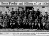 """""""Lieut.-Col. Bruce Powley and Offciers of the 143rd Battalion"""""""