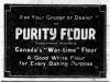 """Canada's 'War-Time' Flour"""