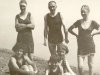 Rogers Family at Cordova Bay Beach