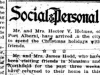 """""""Social & Personal"""""""
