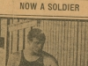 Blayney Scott Enlistment