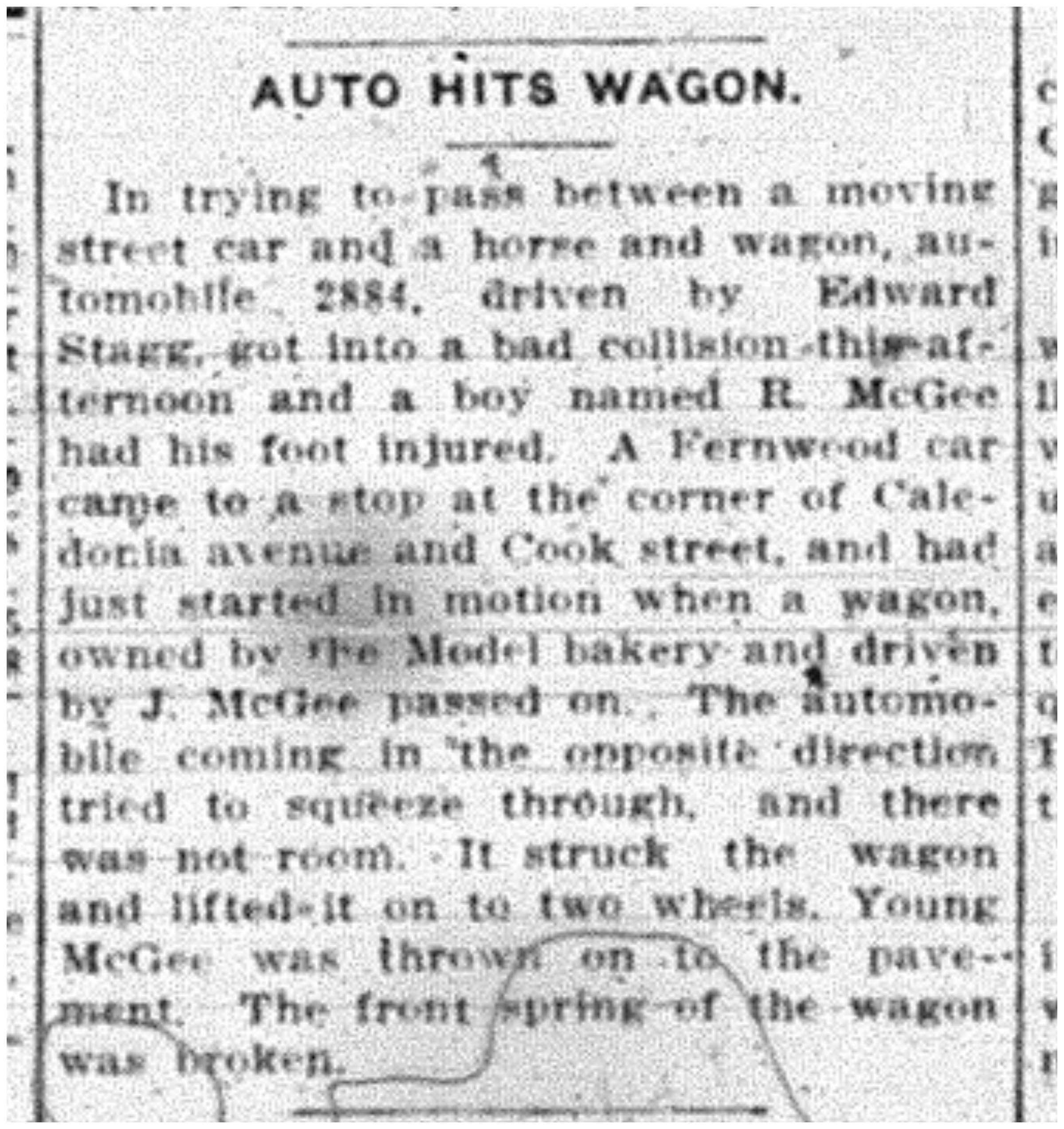 Auto Hits Wagon