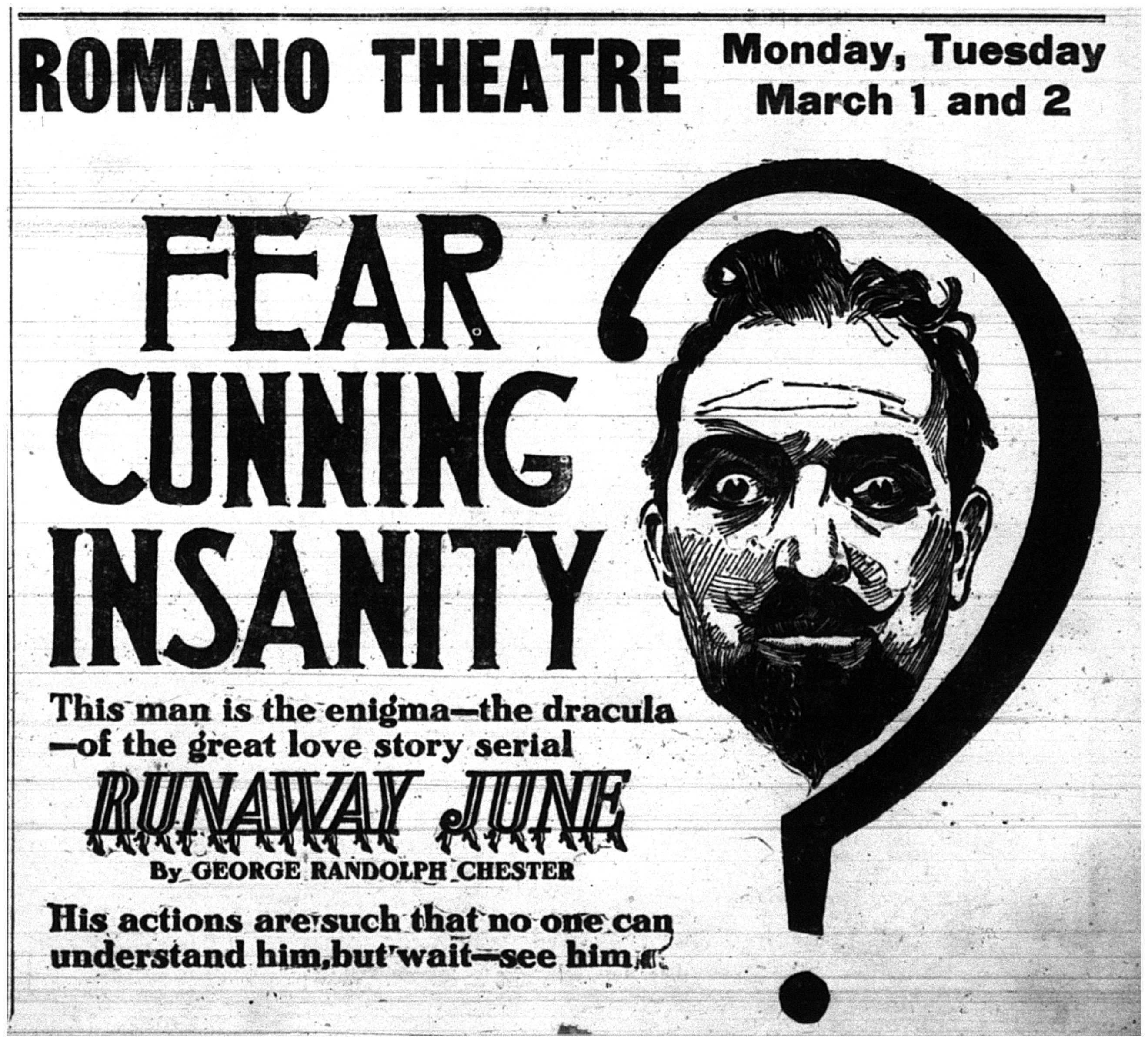 Runaway June Ad