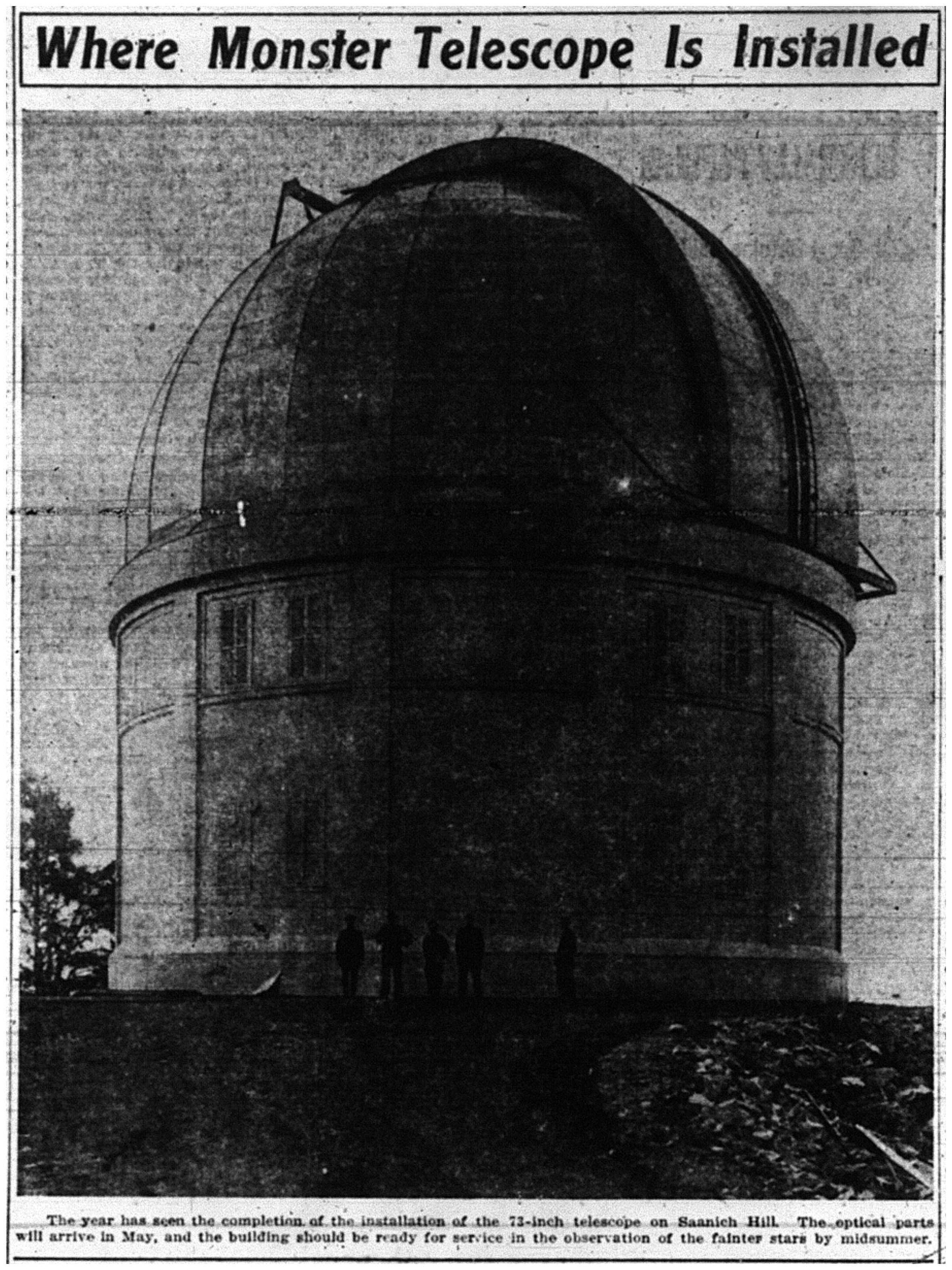Monster Telescope