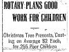 Rotary Works for Children