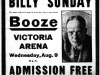 Billy Sunday on Booze