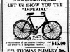 Plimley Bicycle Ad