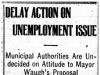 Unemployment Action?