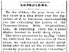 Shipbuilding Letter