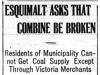 Esquimalt's Coal Combine