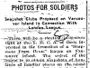 Photos For Soldiers
