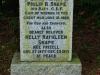 P Snape - Grave