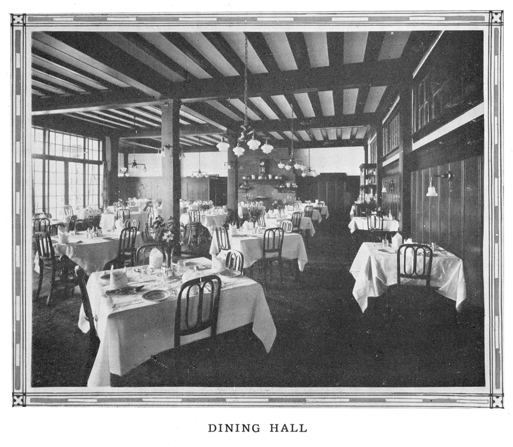 Brentwood College Dining Hall