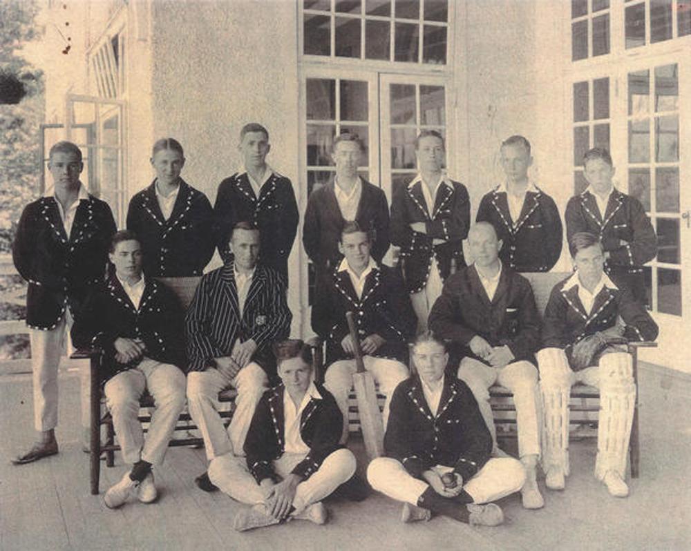 Brentwood College Cricket Team, 1925