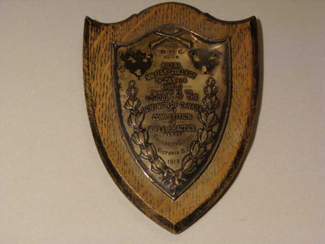 University School Rifle Practice Medal