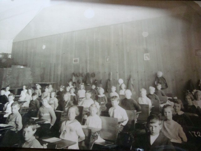 A Classroom at Lampson Street Elementary