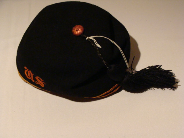 University School Rugby Colours Cap