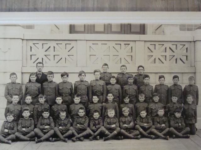 North Ward School Cadet Corps