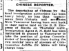 """Chinese Deported"""
