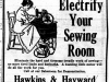 """Electrify Your Sewing Room"""