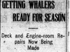 """Getting Whalers Ready for Season"""