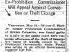 """Walter C. Findlay Was Found Guilty"""