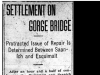 """Settlement On Gorge Bridge"""