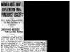 """Women Must Have Civilization, Mrs. Pankhurst Asserts"""