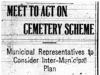 """Meet To Act On Cemetery Scheme"""