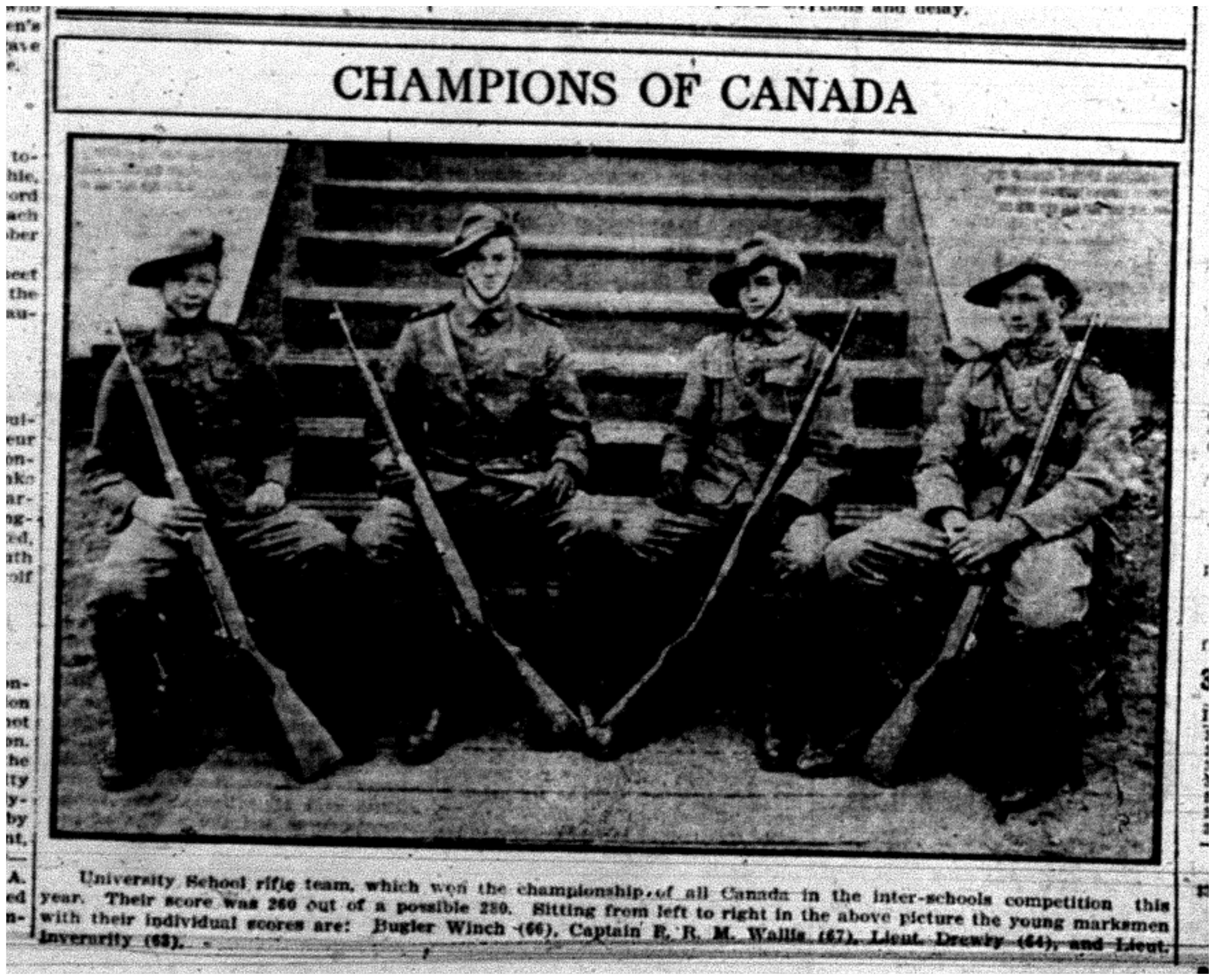 """Champions of Canada"""