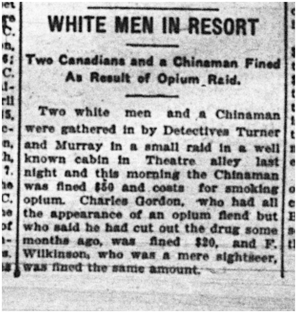 """""""White Men in Resort"""""""