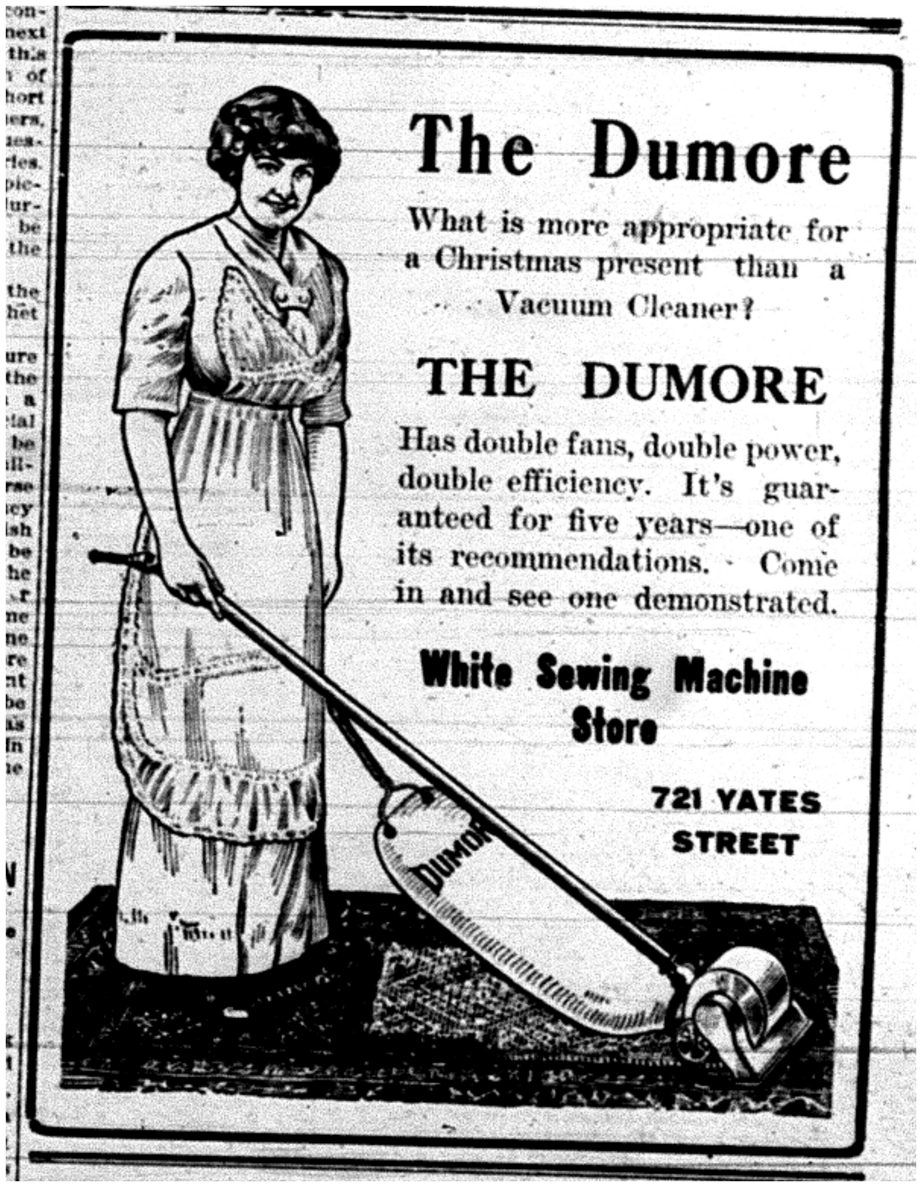 """The Dumore"""