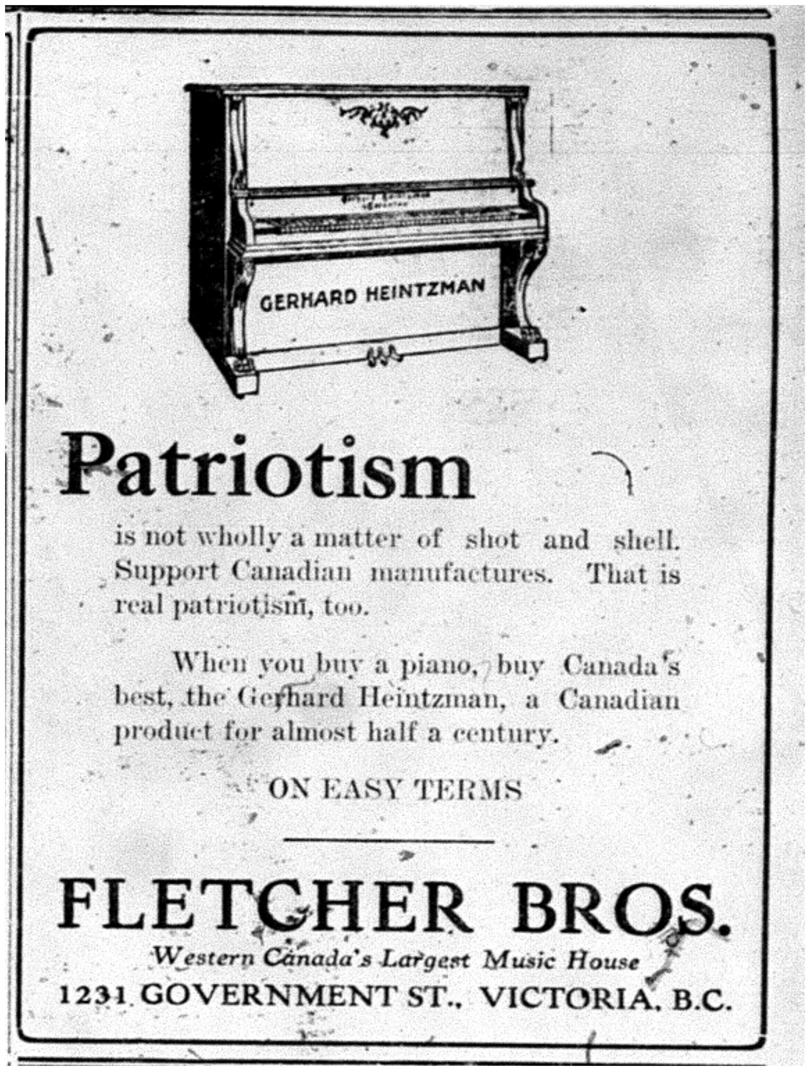 """""""Patriotism"""""""